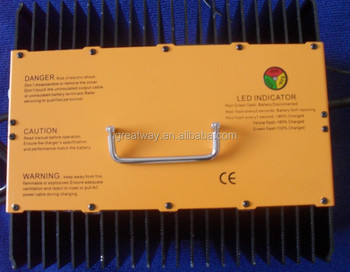 HF-PFC lithium battery charger with CANbus communicaiton for electric car
