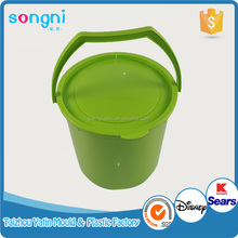Chinese Imports Wholesale 20 Liter Plastic Bucket With Handle