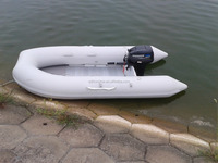 motor boat inflatable boat with ce outboard inflatable boat