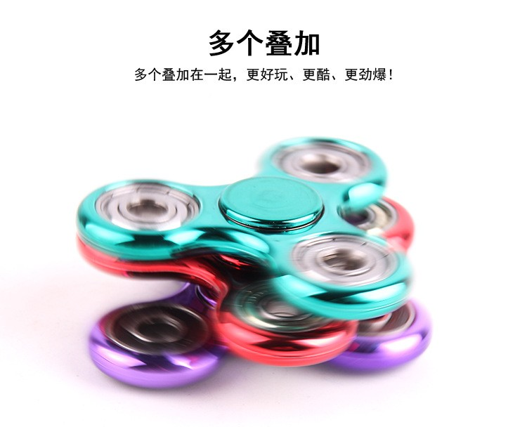 New Product 2017 masmire Fidget Spinner & Hand Spinner Toy in Stock