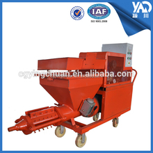 hot sale Wall Plastering Machine/plastering machine For Interior Wall