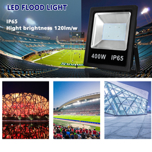 tri led outdoor driverless tenis focos led 50W 100W 400W flood light in IP65 CE Rohs Alibaba express