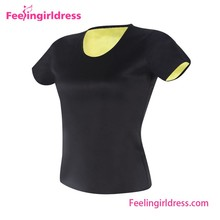 Top Quality Weight Loss Sports Tops Neoprene Body Shaper