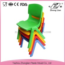 Hot selling colorful children nursery plastic chair school
