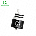 greenlightvapes hot selling cbd oil dab rig g9 510nail ceramic heating top fit with 510 box mod