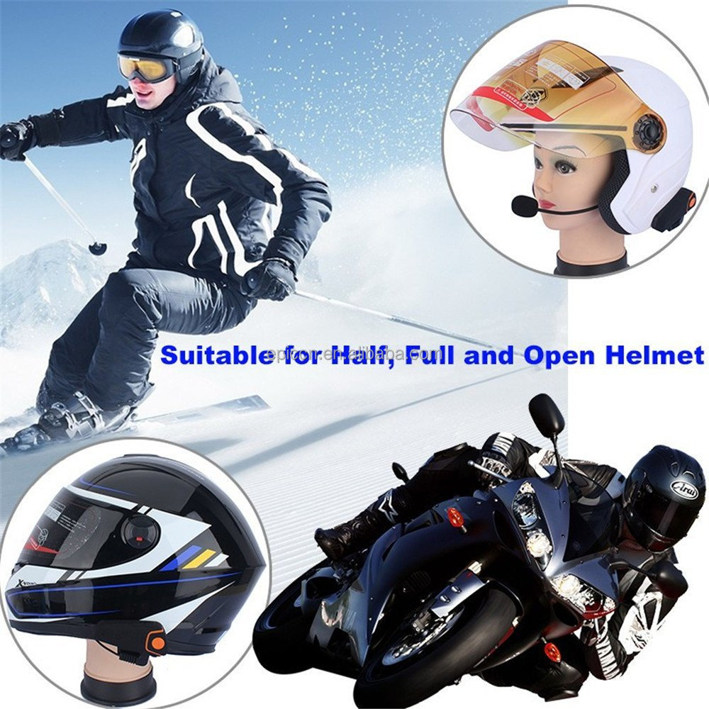 new arrived bluetooth motorcycle intercom,bluetooth intercom for motorcycle,motorcycle intercom bluetooth helmet kits