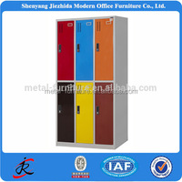2015 TOP SALES commercial stainless steel furniture cheap changing room gym metal cabinet locker