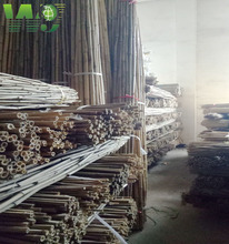 eco-friendly 2018 trending raw bamboo poles construction strong for sale