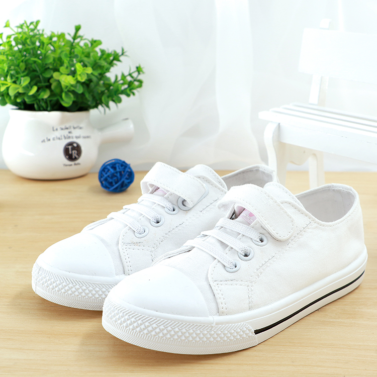Factory Direct Canvas Kids Shoes,Casual Shoes