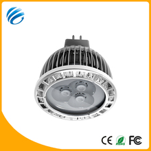 2014 Warranty 3 dimmable ceiling led spot light CREE MR16 E27 GU10 3W led spotlight casing Aluminum CE ROHS FCC