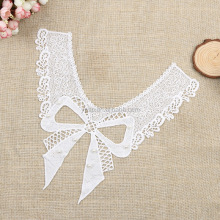 100% cotton crochet collar lace/necklace collar lace/lace collar