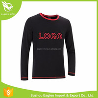 Cheap Hot Sale Custom Long-Sleeve Custom Print Cotton T-Shirt