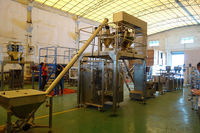 Multi heads Weigher Coffee Beans Packaging Machine with valve applicator