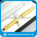 2017 New Twist Metal Character gold pen For Promotions