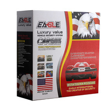 Wholesale eagle car alarm system