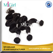 Guangzhou golden hair extension company 100% unprocessed ali queen hair company