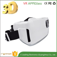 Export high quality and low price vr box 2 virtual reality 3d vr box 3d vr 3d glass for smartphone