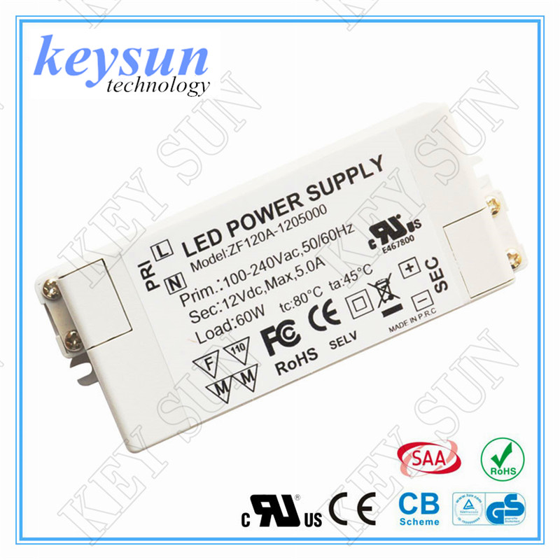 Constant Voltage led driver 40W Led power supply For LED with UL CE SAA