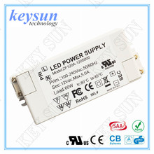 Constant Voltage led driver 5v 12v 24v 36v 48 volt output 5W 6W 12W 15W 35W 40W Led power supply For LED with UL CE SAA