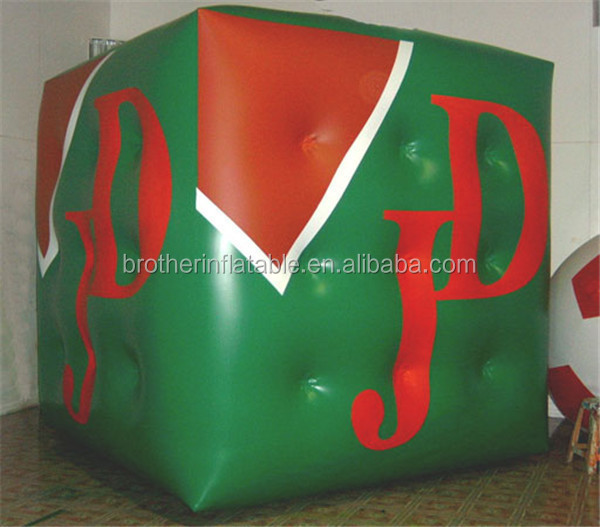 Trade Show display Inflatable cube booth
