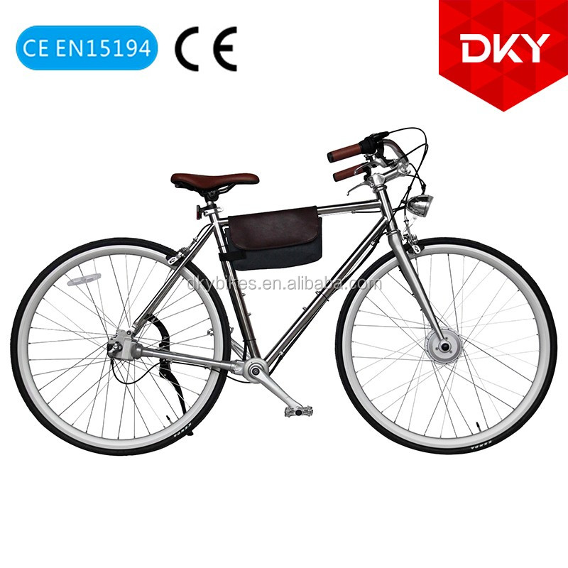 DKYBIKES/ Shaft Drive Systerm 36v 250w electric city e BIcycle