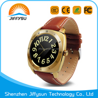 2016 Fashion circular smart watch VJS17