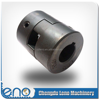 "3/4"" Bore Lovejoy Standard L075 Shaft Coupling for Hydraulic Pump"