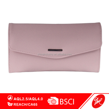 Elegant Women's PU Wallet