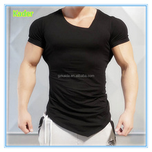 Gym Engineers Stringer T-shirt Man body Engineers Bodybuilding And Fitness gym t shirts long lines