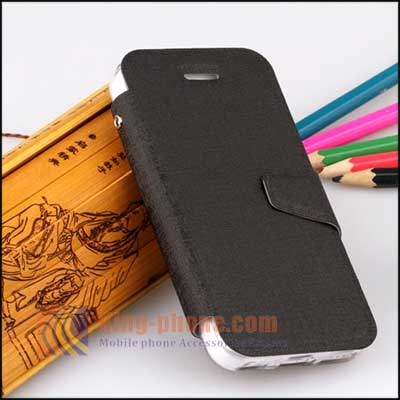 Superior quality PU leather flip case for iphone5c, sublimation phone cover for iphone5c, leather case for iphone 5c