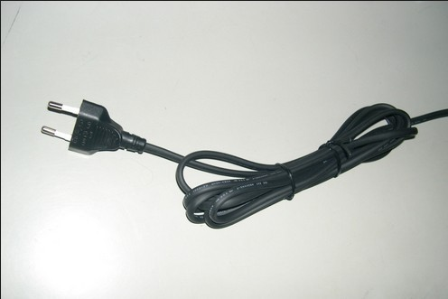 EFG 2Pin AC Power Plug for Household Appliance