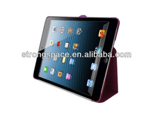 sample tablet leather case for ipad accept customize different leather