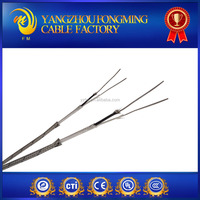 K Type thermocouple wires K Type EL Wire
