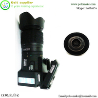 Alibaba china factory direct sale digital slr camera with Rechargeable Li-ion Battery or 3*AA