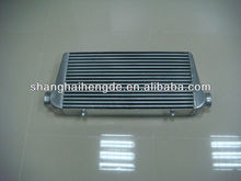 Universal intercooler 550*232*65 bar and plate water intercooler