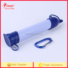 wholesale survial products personal water filter straw straw filter