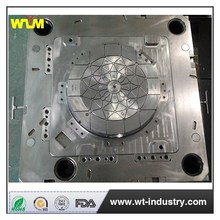 Top quality customized headphone shell and headphone packing plastic injection mould maker with LKM standard in zhenshen