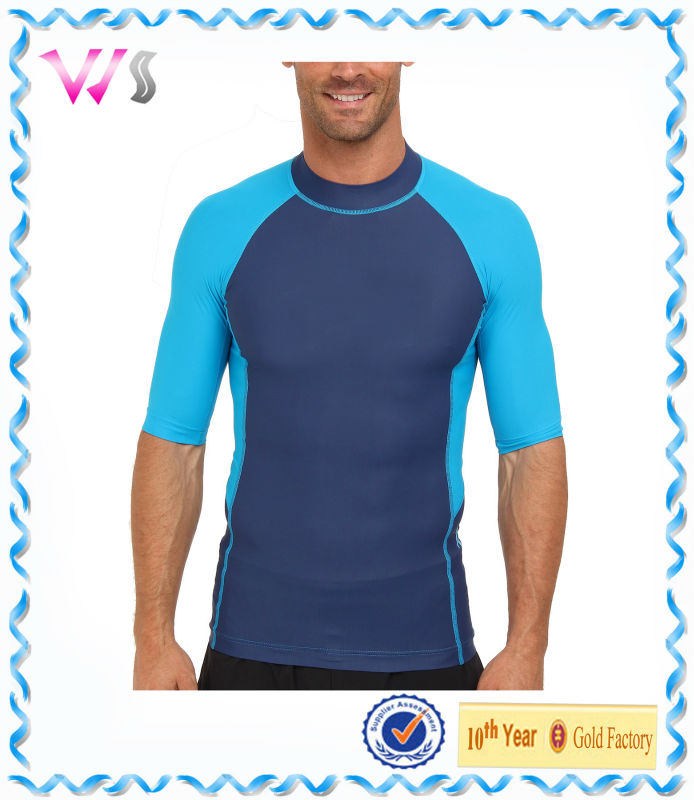 Men Super Soft Compression Shirt Muscle Tight Shirt bamboo bulk sweatshirt