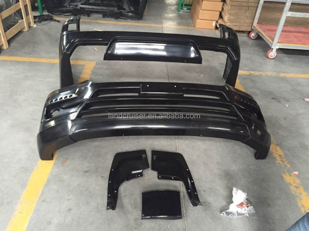 double 8 style body kit for toyota land cruiser 2016 LC200