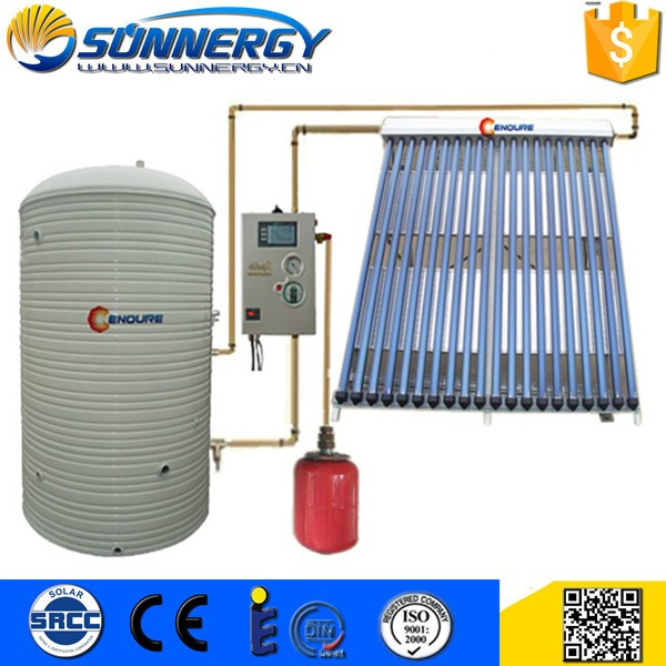 Hot water treatment Solar Water Heating Thermal Systems For commercial project