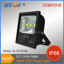 CE ROHS IP65 150W 200W 250W led outdoor football field lighting outdoor led flood light