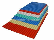 Factory Customized 828mm width metal roofing tile/Coloured Roofing Corrugated Galvanized Metal Roof Sheet PPGI
