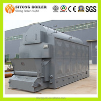 Stable Operation Industrial Horizontal Automatic Coal Fired Boiler for Sale