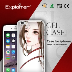 Shenzhen Exploiter smartphone for blackview breeze v2 case