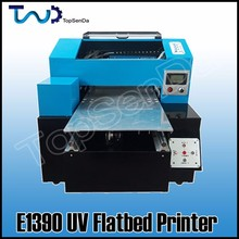 Flatbed UV printer / Personlized plastic pc sheet printing machine