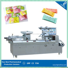 Automatic Rotary Type Pillow Bag Bread Cake Horizontal Flow Packing Machine
