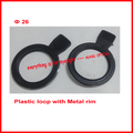 new trial lenses Plastic loop with Metal rim trial lens set
