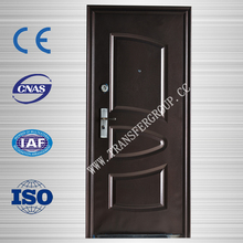 newest fire rated large size metal door with jamb