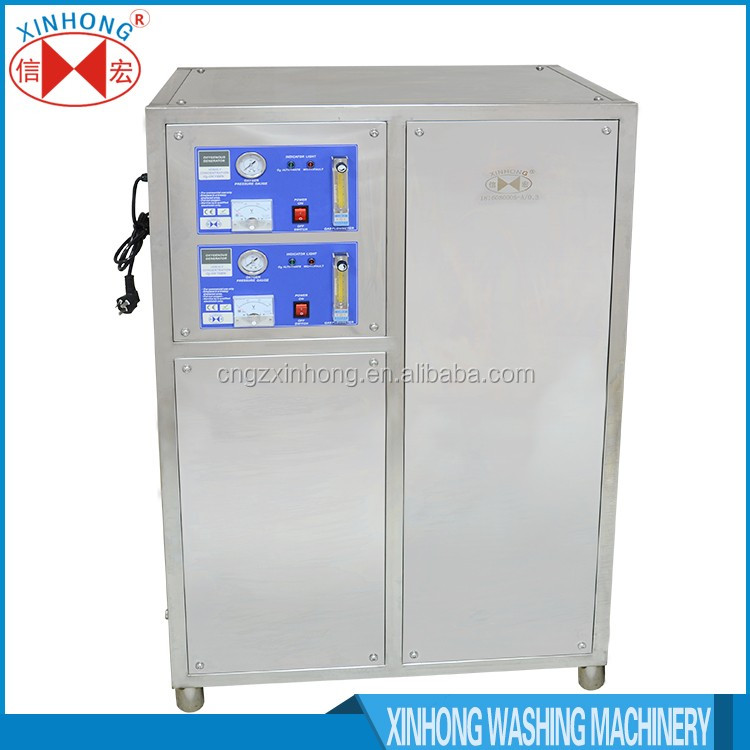 China manufacture stainless steel 25L/min oxygen water machine
