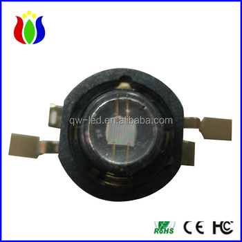 UV curing led diode 365nm to 405nm